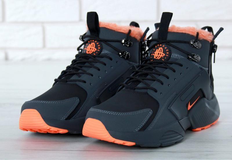 Шикарные мужские ботинки nike huarache x acronym city winter 😃... - Фото 4
