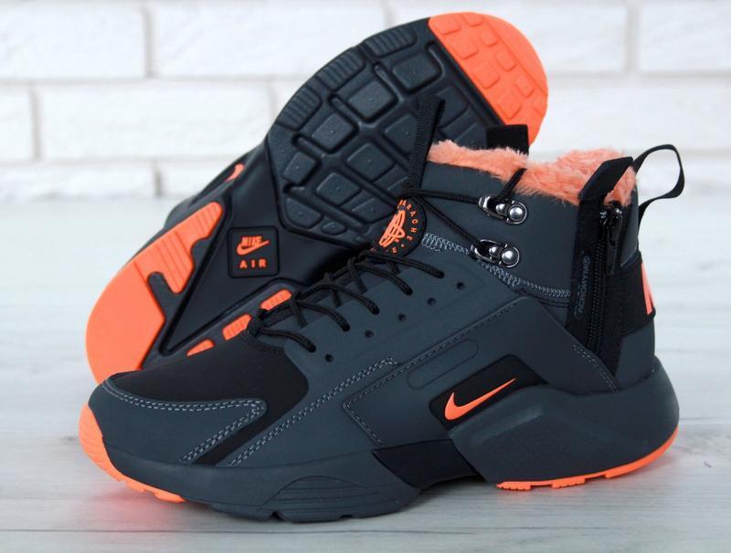 Шикарные мужские ботинки nike huarache x acronym city winter 😃... - Фото 6