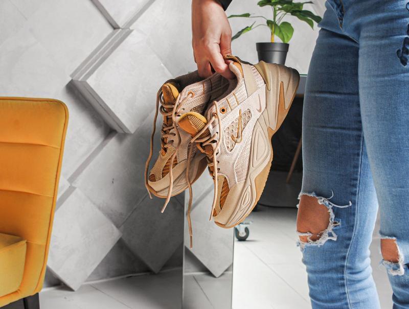 Шикарные женские кроссовки nike m2k tekno 😃 (весна лето осень)