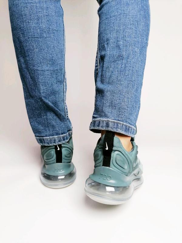 Шикарные мужские кроссовки nike air max 720 😃 (весна лето осень) - Фото 4
