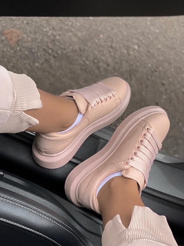 Шикарные женские кроссовки alexander mcqueen 😃 (весна лето осень) - Фото 6