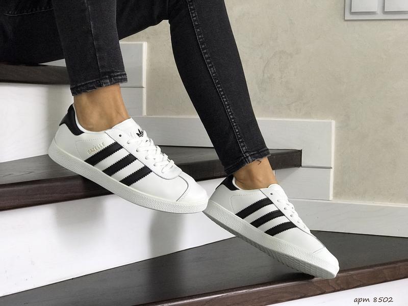 Шикарные женские кроссовки adidas gazelle bordo бордовые 😃 (ве...