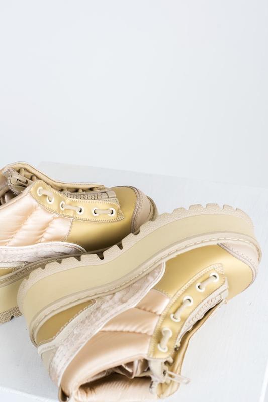 Шикарные женские кроссовки puma x fenty zipped sneaker boots 😃... - Фото 4