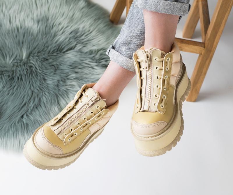 Шикарные женские кроссовки puma x fenty zipped sneaker boots 😃... - Фото 6