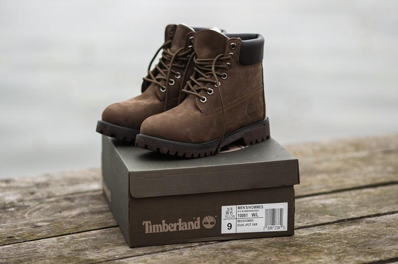 Шикарные женские ботинки timberland с мехом коричневые зимние ...