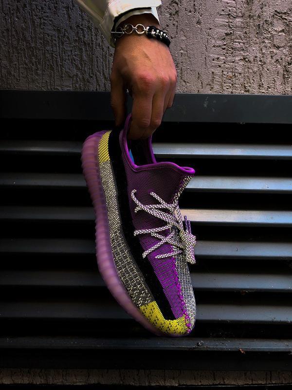 Шикарные женские кроссовки adidas yeezy boost 350 v2 yeshaya😃 ... - Фото 5
