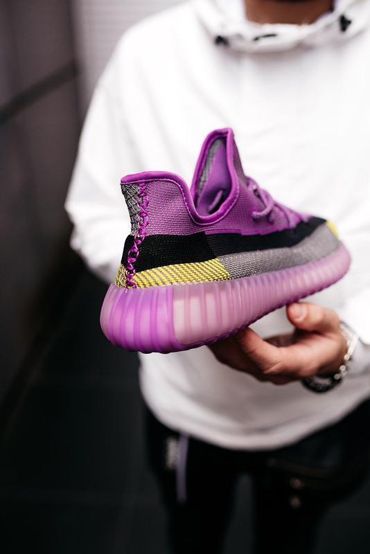 Шикарные женские кроссовки adidas yeezy boost 350 v2 yeshaya😃 ... - Фото 8