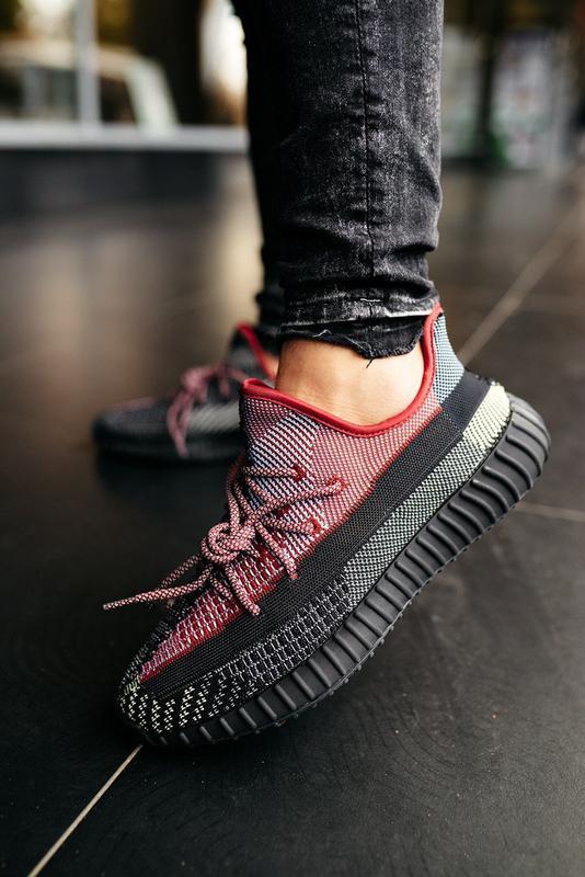 Шикарные мужские кроссовки adidas yeezy boost 350 v2 holiday😃 ...