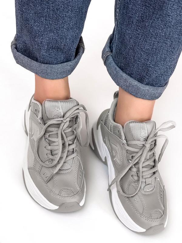 Шикарные женские кроссовки nike m2k tekno 😃 {весна лето осень} - Фото 2