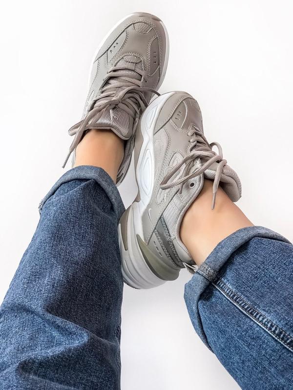 Шикарные женские кроссовки nike m2k tekno 😃 {весна лето осень} - Фото 4