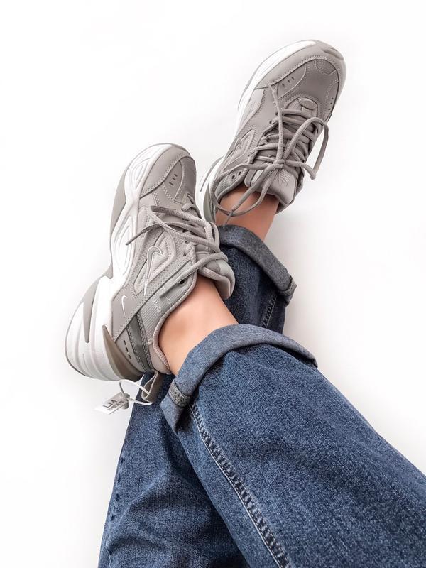 Шикарные женские кроссовки nike m2k tekno 😃 {весна лето осень} - Фото 5