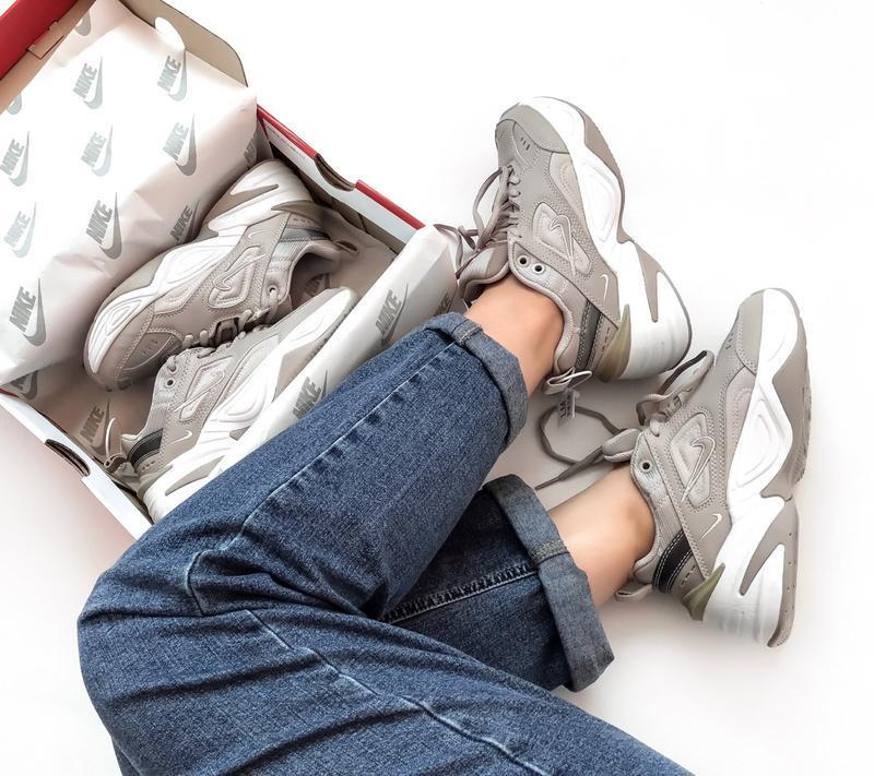 Шикарные женские кроссовки nike m2k tekno 😃 {весна лето осень} - Фото 6