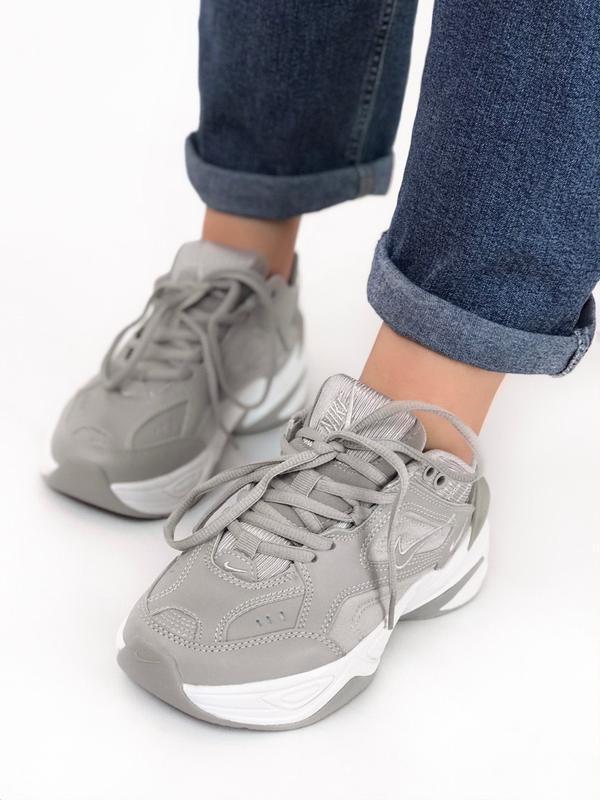 Шикарные женские кроссовки nike m2k tekno 😃 {весна лето осень} - Фото 8