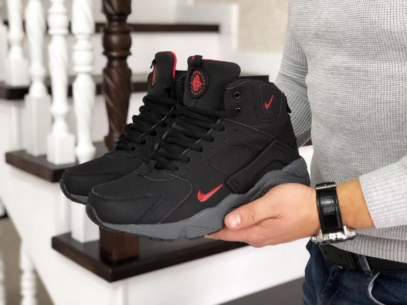 Nike huarache winter с мехом шикарные мужские ботинки с мехом ...