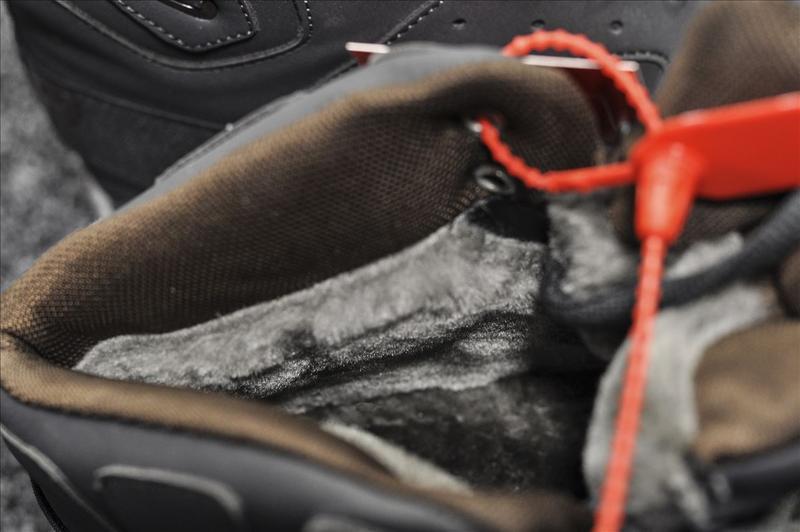 😊nike huarache winter fur🤗 мужские зимние кроссовки с мехом зима - Фото 5