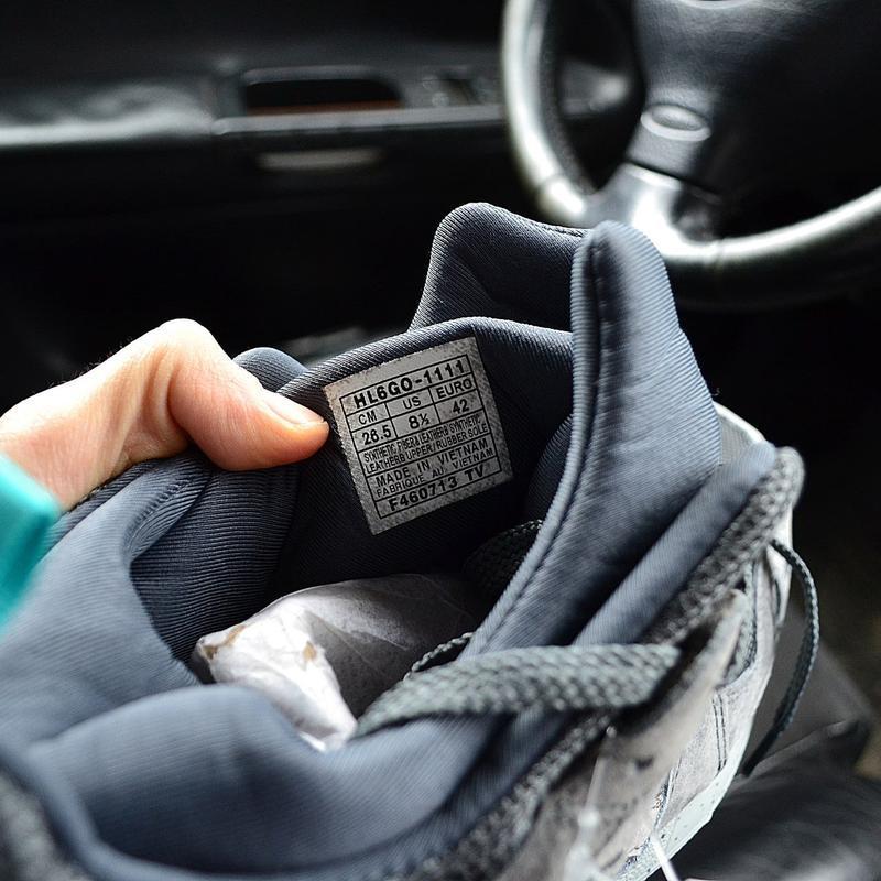 Asics gel lyte iii mt  boot 🤗 мужские демисезонные кроссовки а... - Фото 8