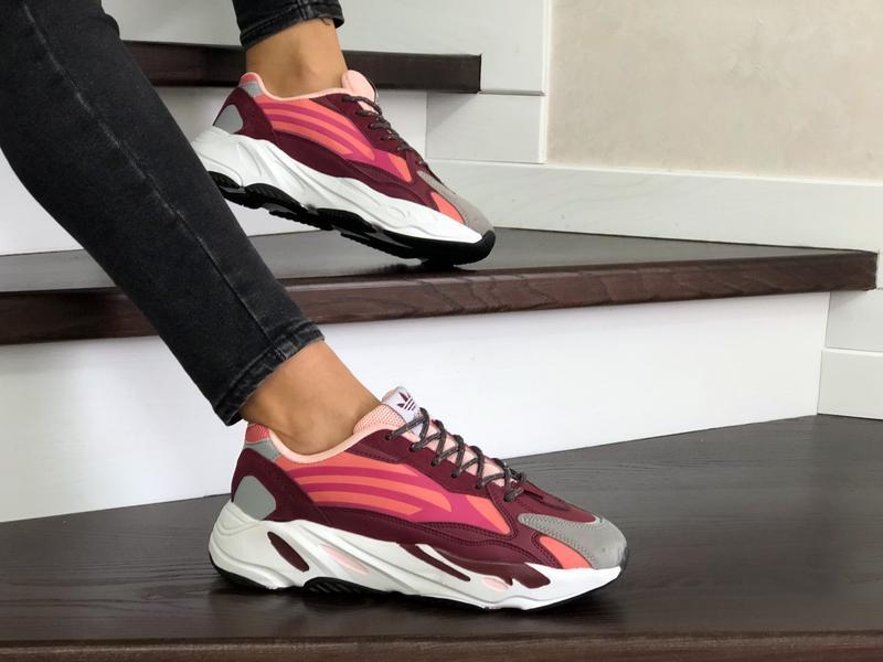 Adidas yeezy boost 700 🤗 женские демисезонные кроссовки
