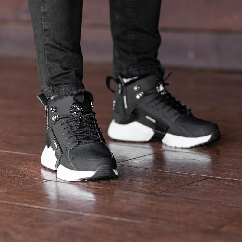 Nike air huarache acronym winter fur 🤗 мужские зимние кроссовк... - Фото 9