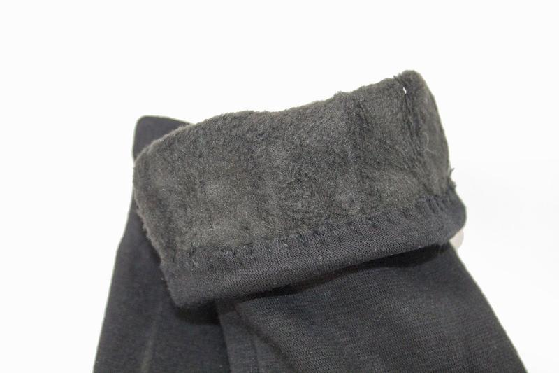 Перчатки стрейч на меху, разные размеры - Фото 6