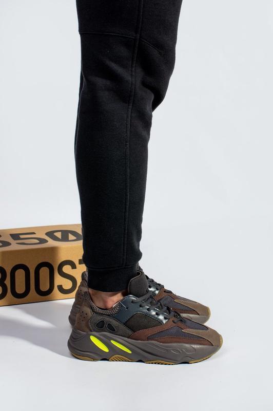 Мужские кроссовки adidas yeezy  boost  700 mauve