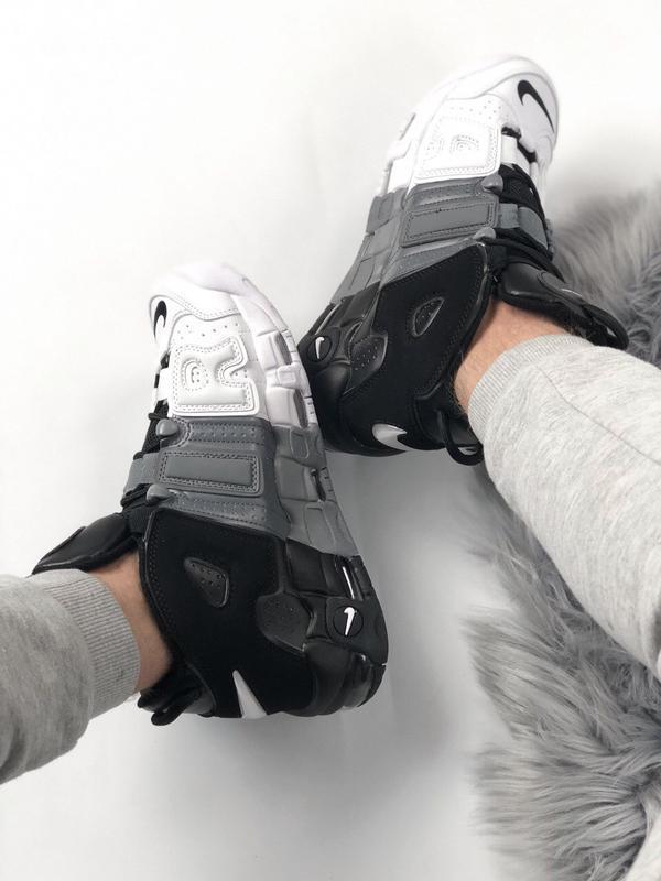 Шикарные ультрамодные кроссовки nike air uptempo