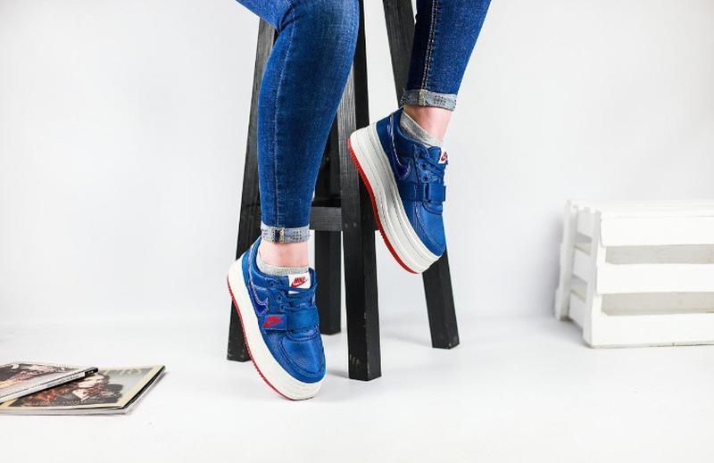 Шикарные женские кроссовки nike vandal 2k sneaker
