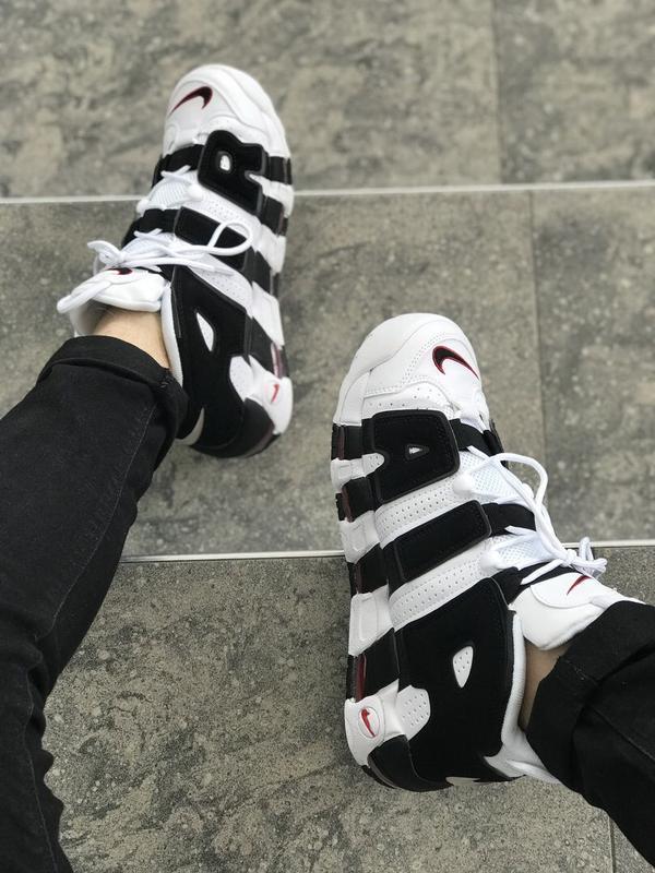 Шикарные кроссовки nike air max uptempo