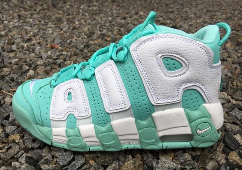 Шикарные женские кроссовки nike air max uptempo