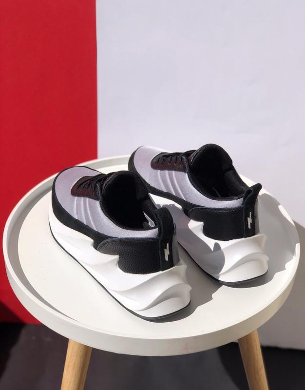 Шикарные мужские кроссовки adidas sharks - Фото 5