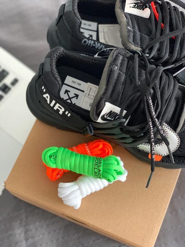 Шикарные мужские кроссовки nike air presto black - Фото 2