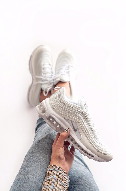 Шикарные женские кроссовки nike air max 97