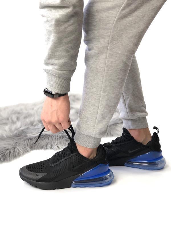 Шикарные мужские кроссовки nike air max 270