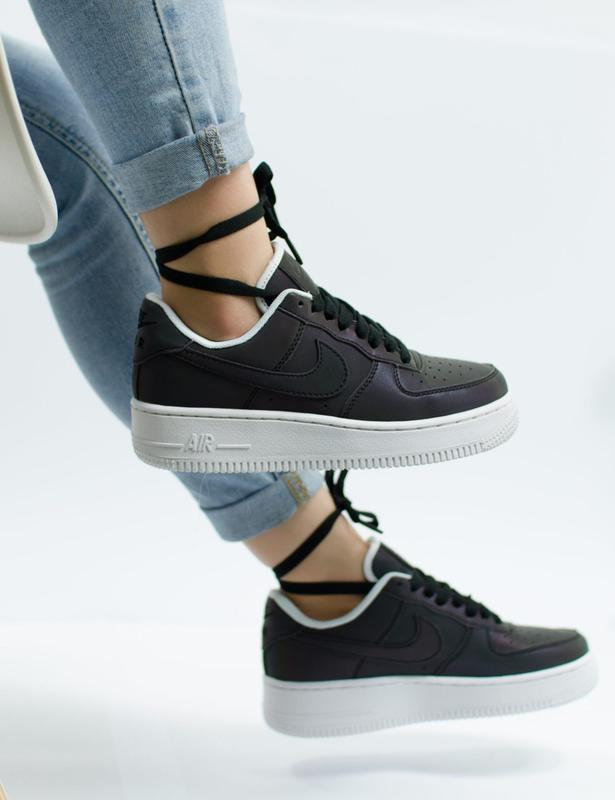 Шикарные женские кроссовки nike air force - Фото 3