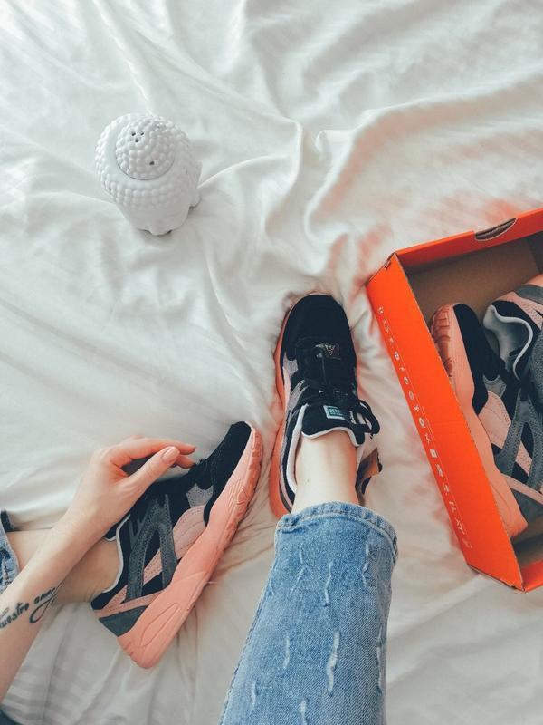 Шикарные женские кроссовки puma trinomic - Фото 6