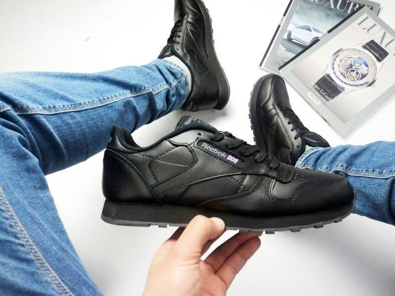 Шикарные мужские кроссовки reebok