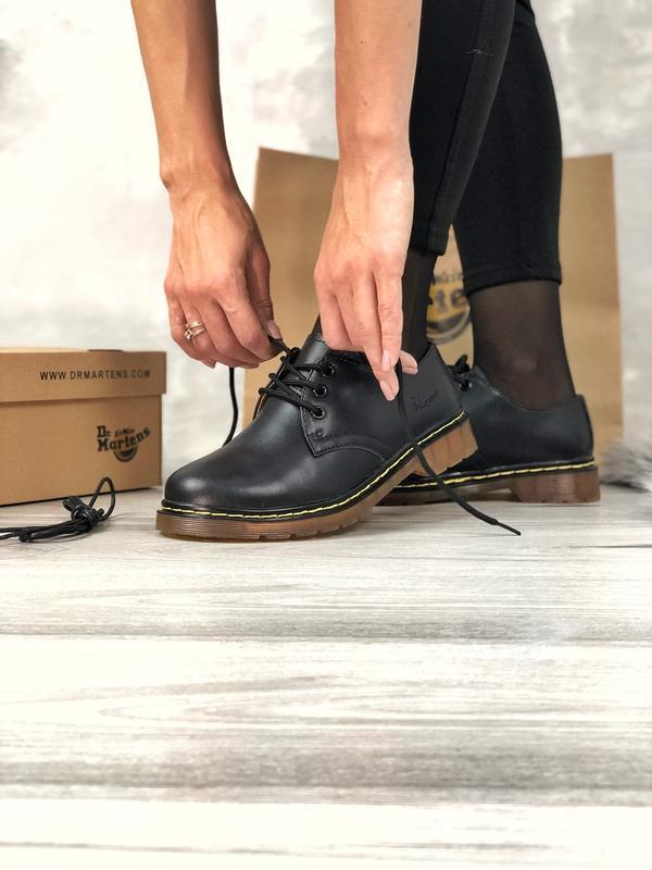 Шикарные туфли dr.martens