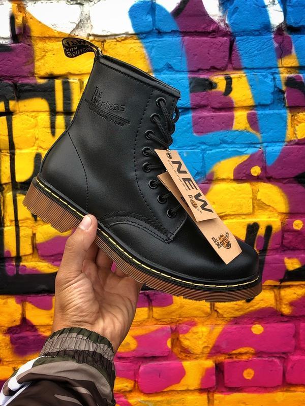 Шикарные ботинки dr.martens 1460