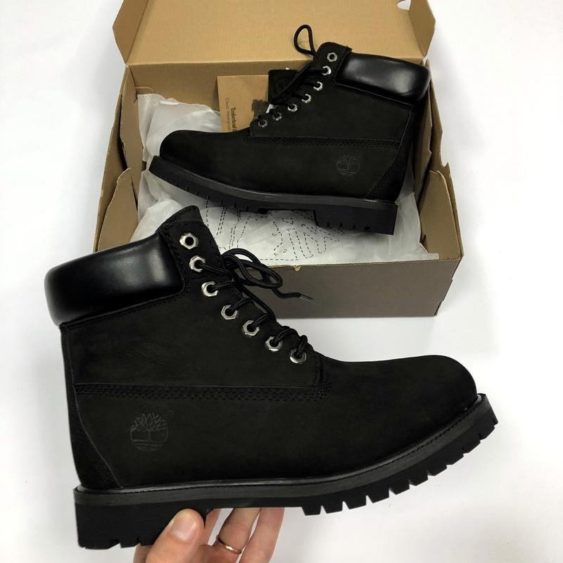 Шикарные женские ботинки timberland