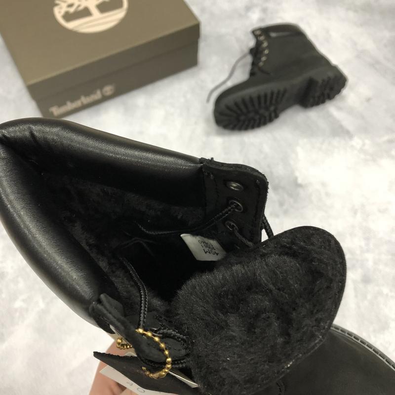 Шикарные женские ботинки timberland - Фото 5