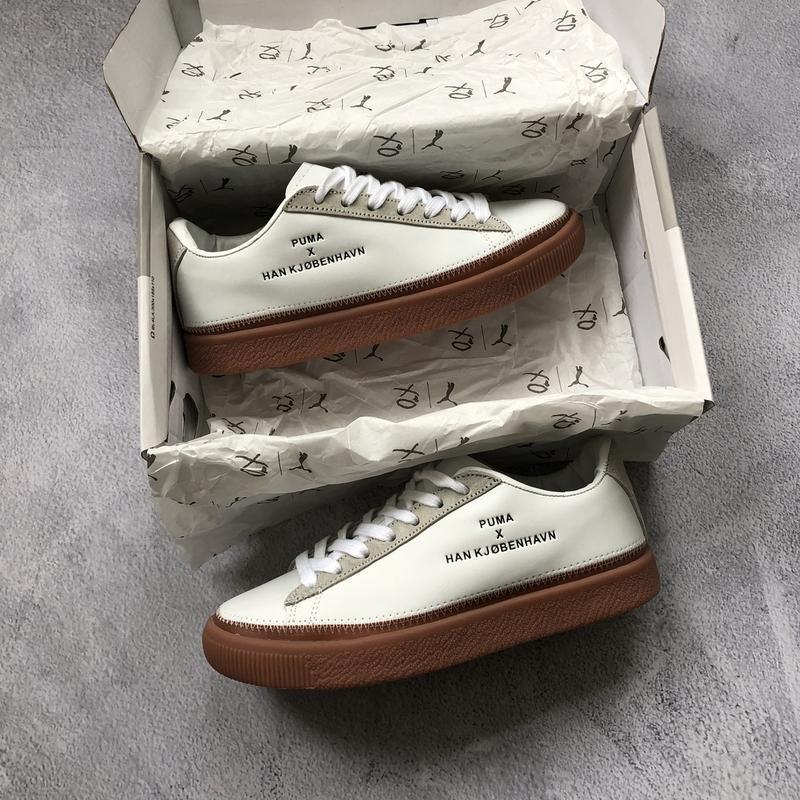 Шикарные женские кроссовки puma x han - Фото 4