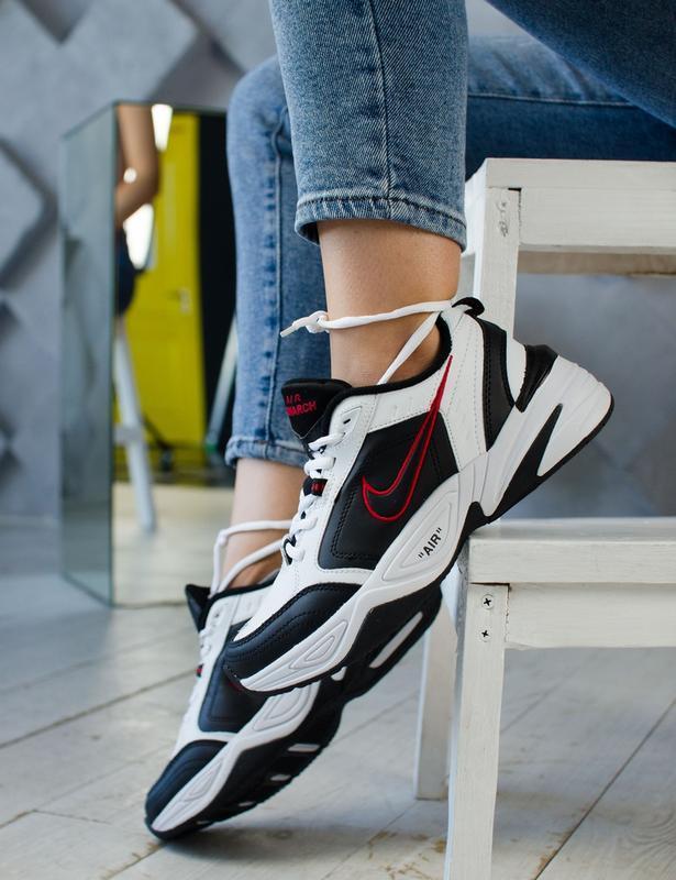 Шикарные женские кроссовки nike air monarch - Фото 2