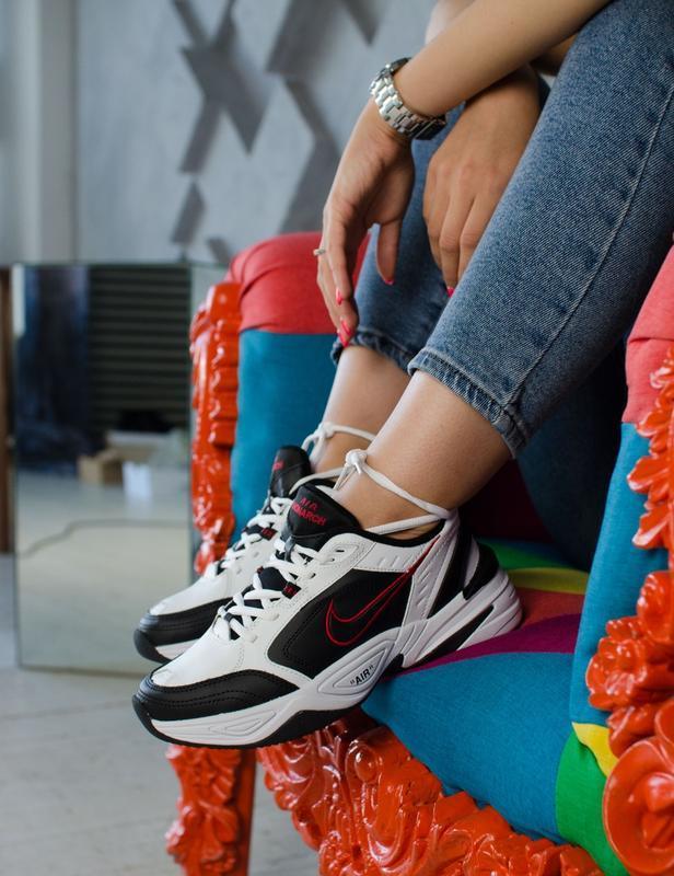 Шикарные женские кроссовки nike air monarch - Фото 4