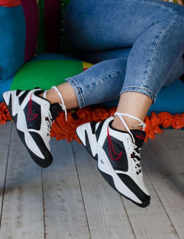 Шикарные женские кроссовки nike air monarch - Фото 5