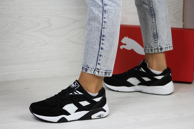 Шикарные женские кроссовки puma trinomic