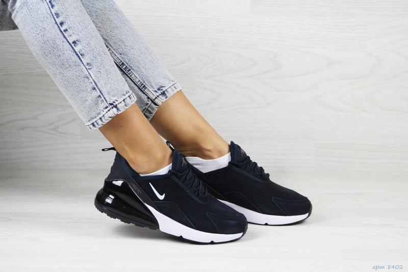 Шикарные женские кроссовки nike air max 270