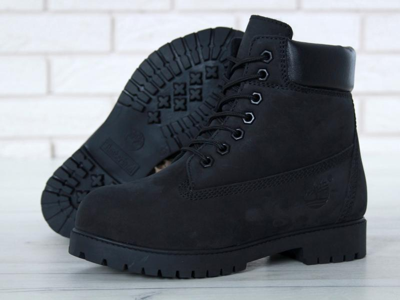 Шикарные женские зимние ботинки timberland boots
