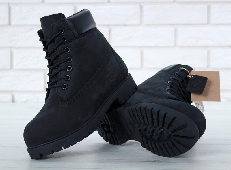 Шикарные женские зимние ботинки timberland boots - Фото 2
