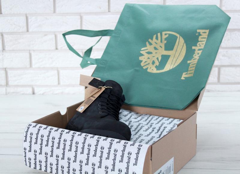 Шикарные женские зимние ботинки timberland boots - Фото 5
