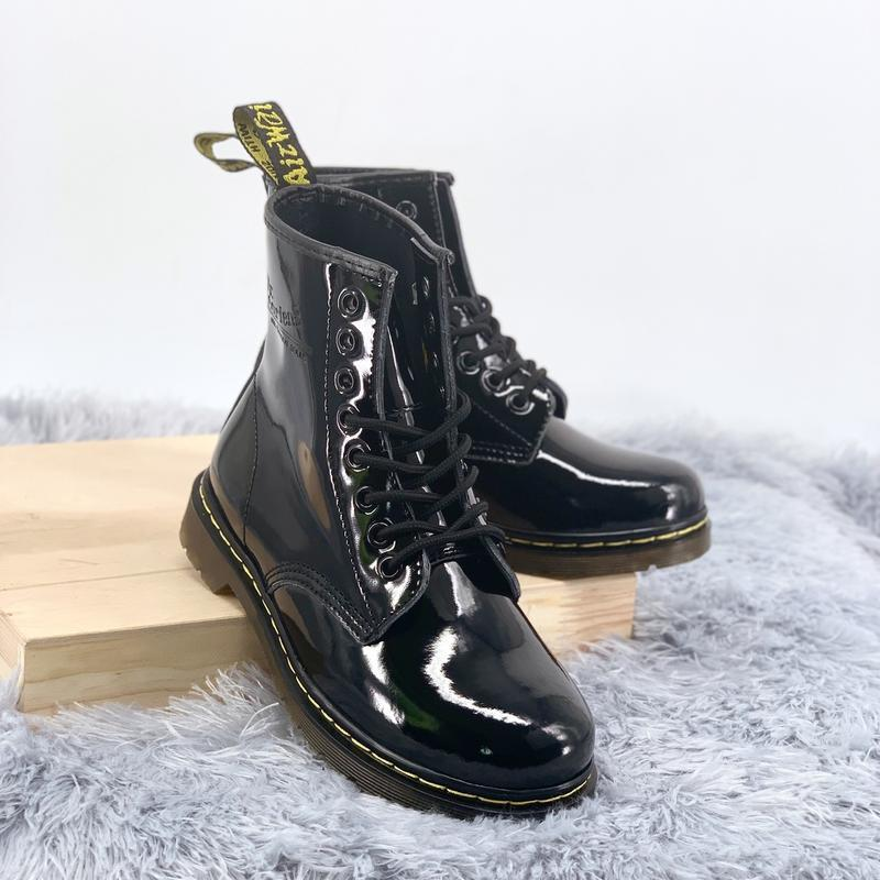 Шикарные женские ботинки dr.martens 1460