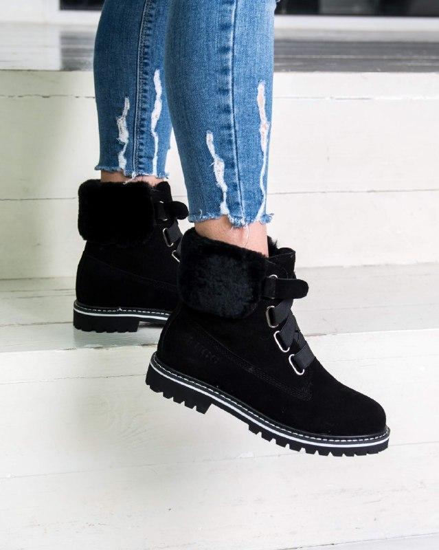 Шикарные женские зимние  ботинки ugg boots australia